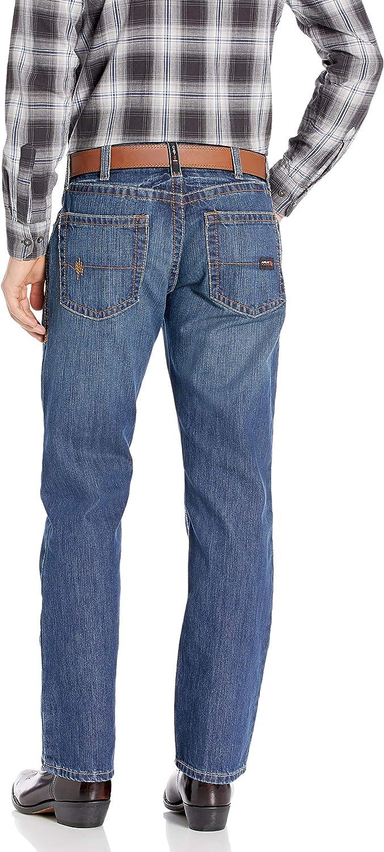 ARIAT Mens Flame Resistant M5 Slim Work Utility Pants