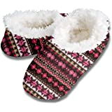 Slumbies Sloth Furry Foot Pals Slippers (S)