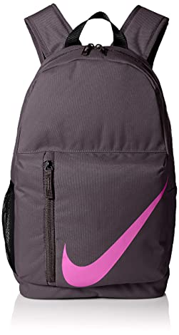 Nike Kids' Elemental Backpack, Kids' Backpack with Comfort and Secure Storage