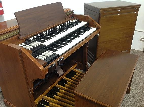 Hammond C3 y altavoz de Leslie: Amazon.es: Instrumentos musicales
