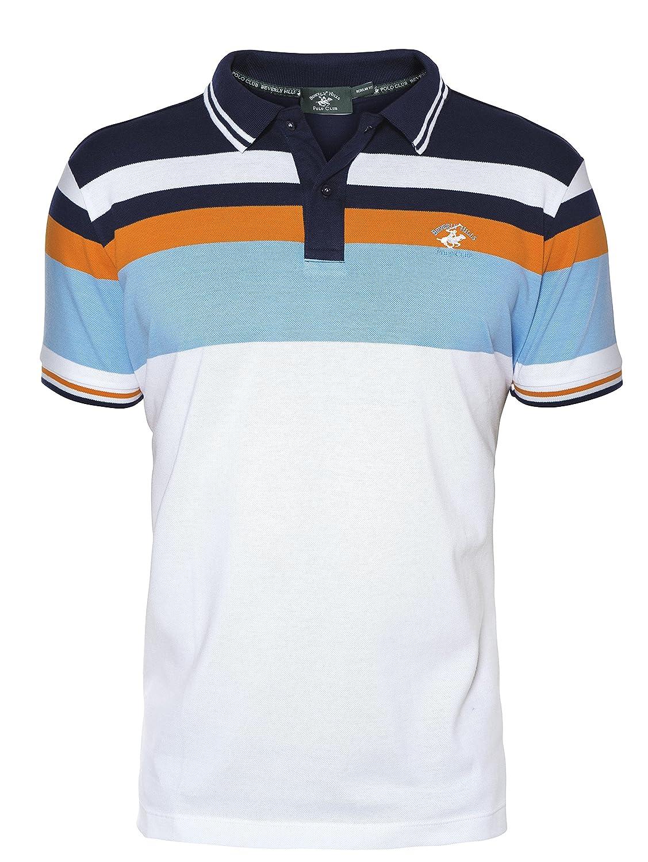 Beverly Hills Polo Club - Polo - para Hombre: Amazon.es: Ropa y ...