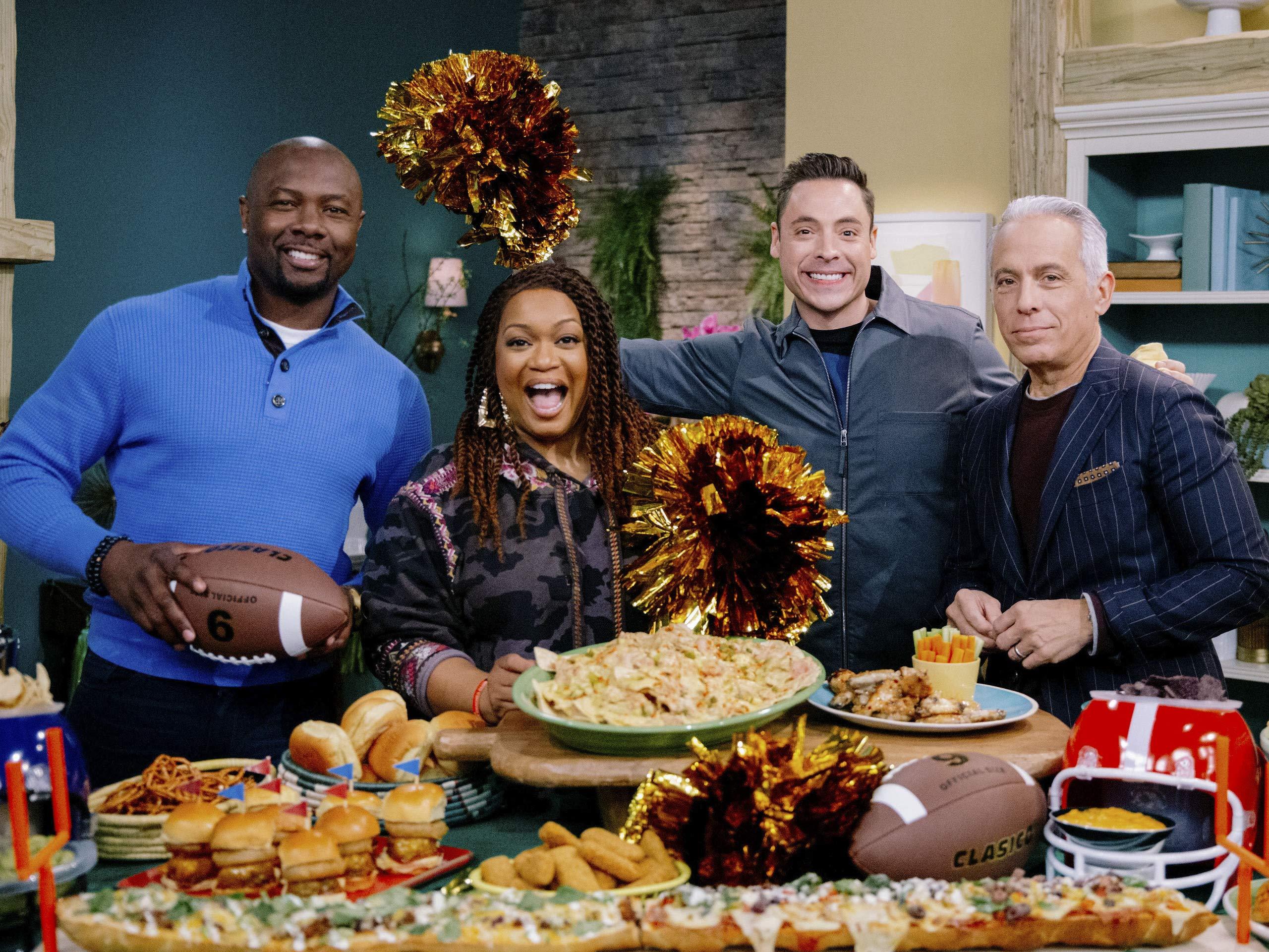 Watch The Kitchen Season 23 Prime Video