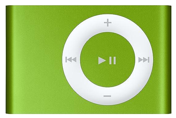 Amazon Apple Ipod Shuffle 1 Gb Bright Green 2nd Generation