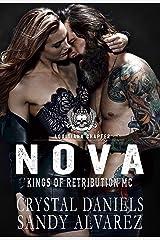 Nova: Kings of Retribution MC, Louisiana (Kings of Retribution Louisiana Book 3) Kindle Edition
