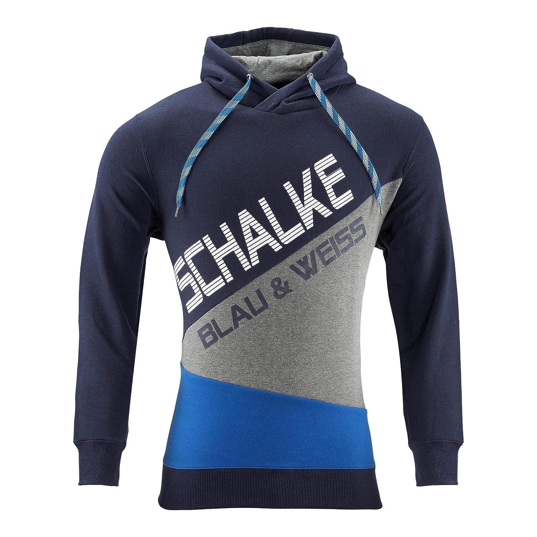FC Schalke 04 Kontrast Hoody