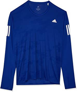 adidas Response tee Camisa XXL Cuello Redondo Manga Larga Poliéster - Camisas y Camisetas (Shirt