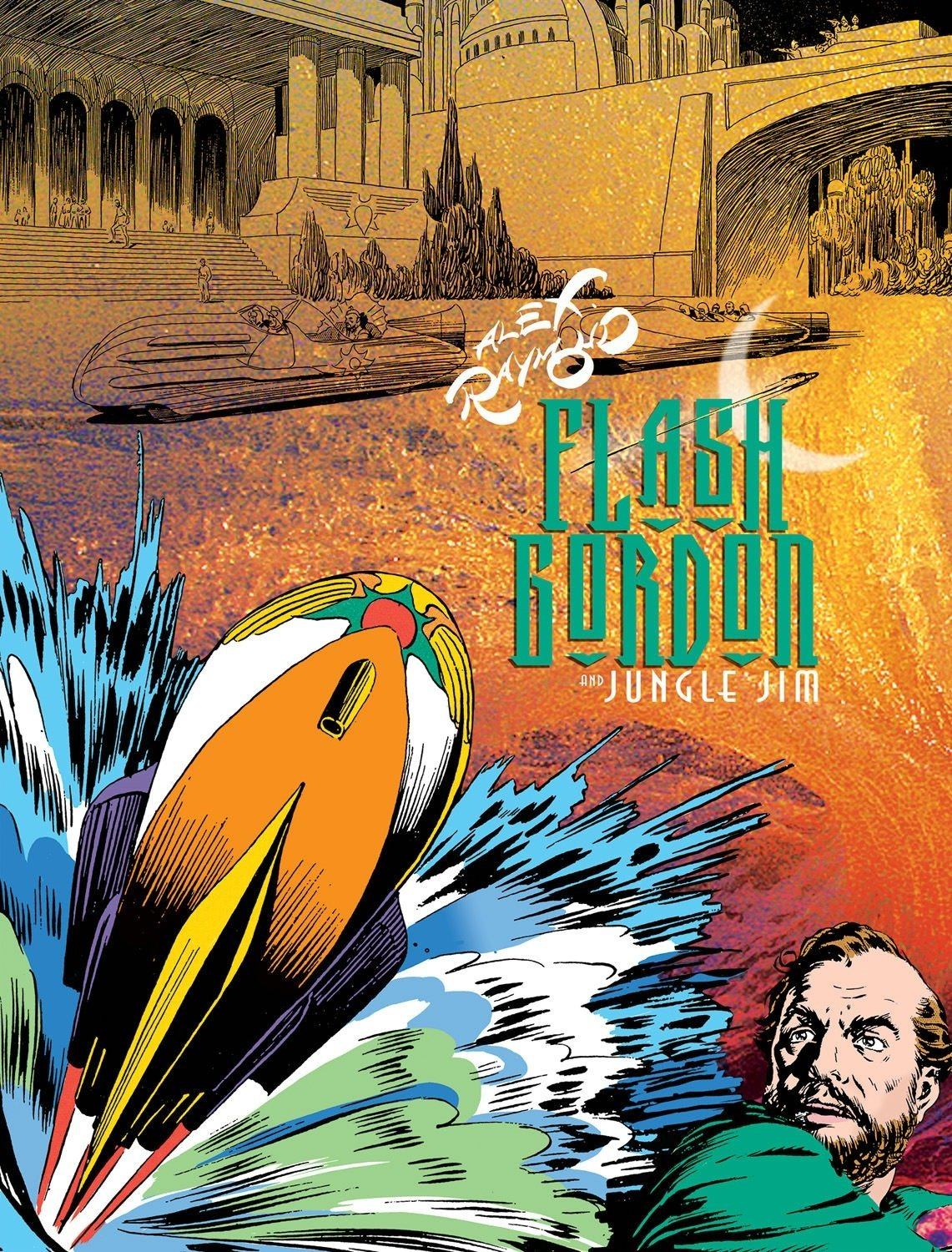 Definitive Flash Gordon and Jungle Jim Volume 4 by IDW Publishing