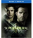 Supernatural: Season 11 [Blu-ray]