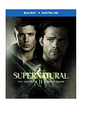 Amazoncom Supernatural Season 11 Bluray Jeremy Carver Phil