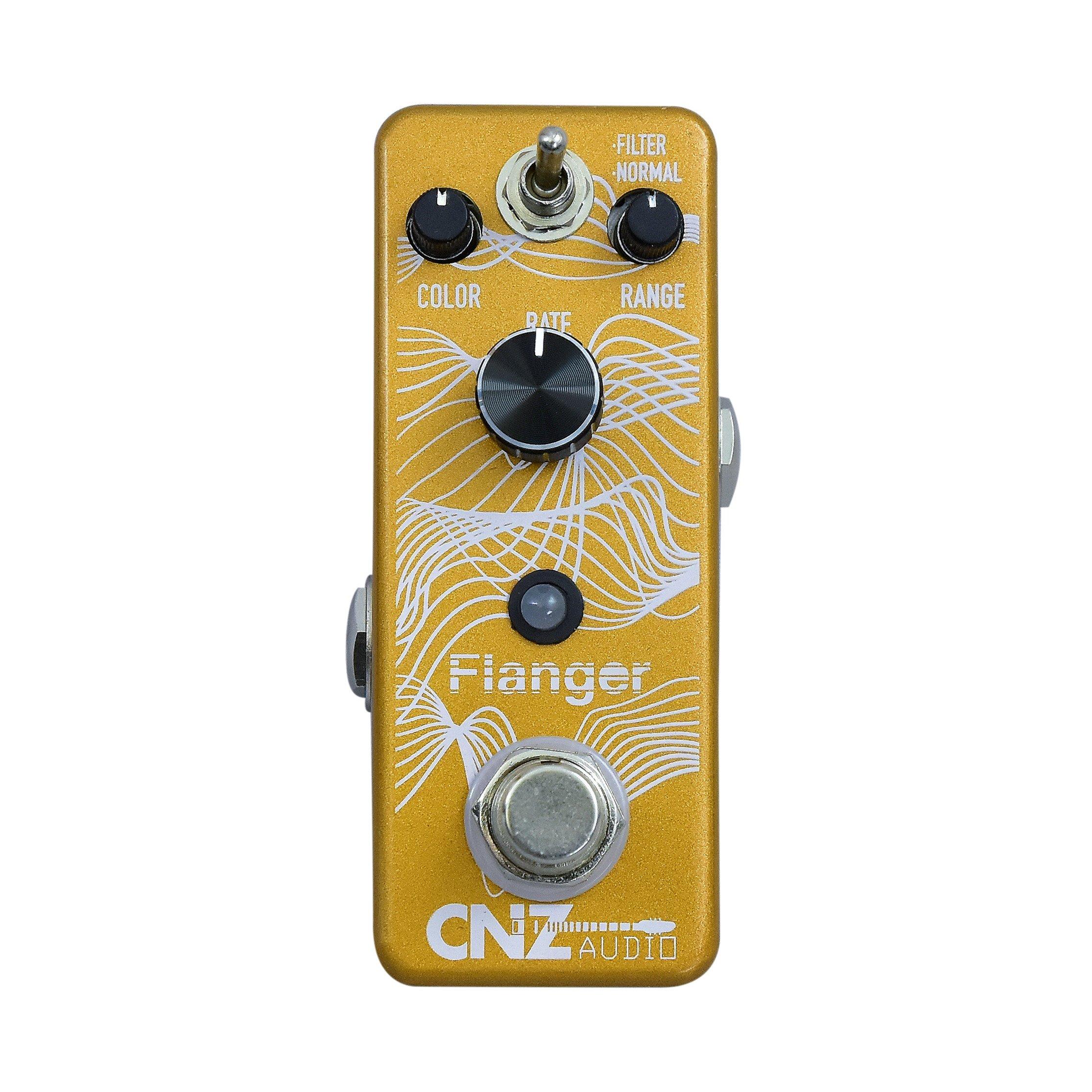 CNZ Audio Flanger - Guitar Effects Pedal