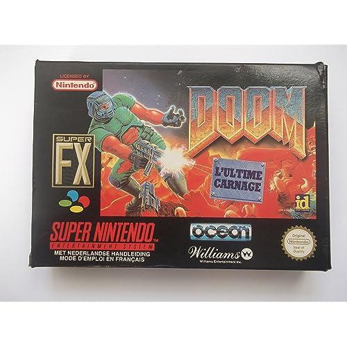Doom - Super Nintendo - PAL