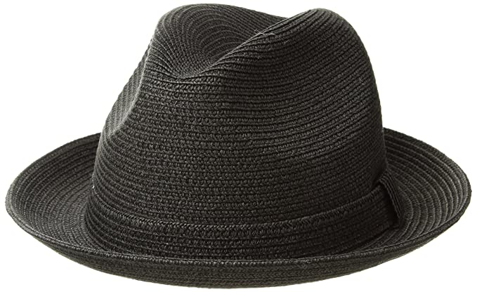 15dee5fc414ed9 Country Gentleman Men's Braided Fedora Hat at Amazon Men's Clothing ...