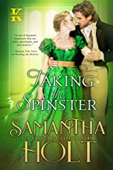 Taking the Spinster (The Kidnap Club Book 3) Kindle Edition