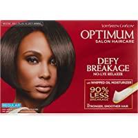 Optimum Care by SoftSheen Carson Care Defy Breakage No-lye Relaxer, Regular Strength for Normal Hair Textures, Optimum…