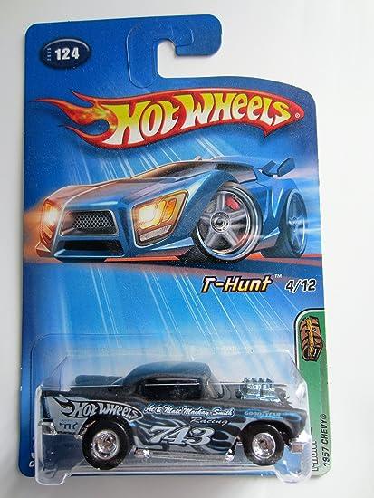 2011 Hot Wheels Treasure Hunt T-hunt 57 Chevy