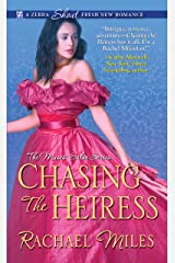Chasing the Heiress (The Muses' Salon Series Book 2) Kindle Edition