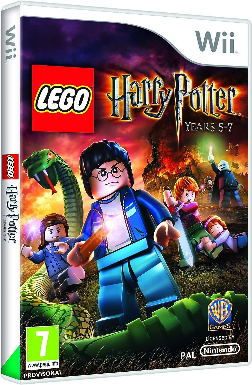 Lego Harry Potter Years 5-7 (Wii) [Importación inglesa]: Amazon.es: Videojuegos