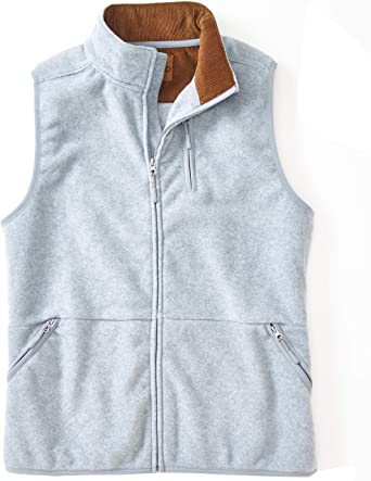 Venado Mens Heavyweight Fleece Vest