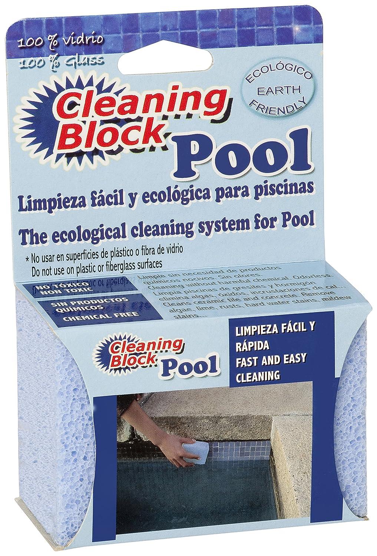 Cleaning Block 10013EI Bloque para Limpieza de Piscina: Amazon.es ...