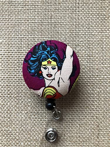 Superhero Nursing Badge holders