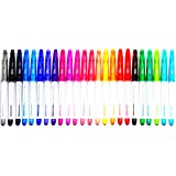 Pilot FriXion Colors Erasable Marker Pen, 24 colors set