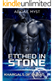 Etched in Stone (Khargals of Duras Book 5)