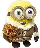 Ice Village Bob With Bear Minions Soft Toy 26cm