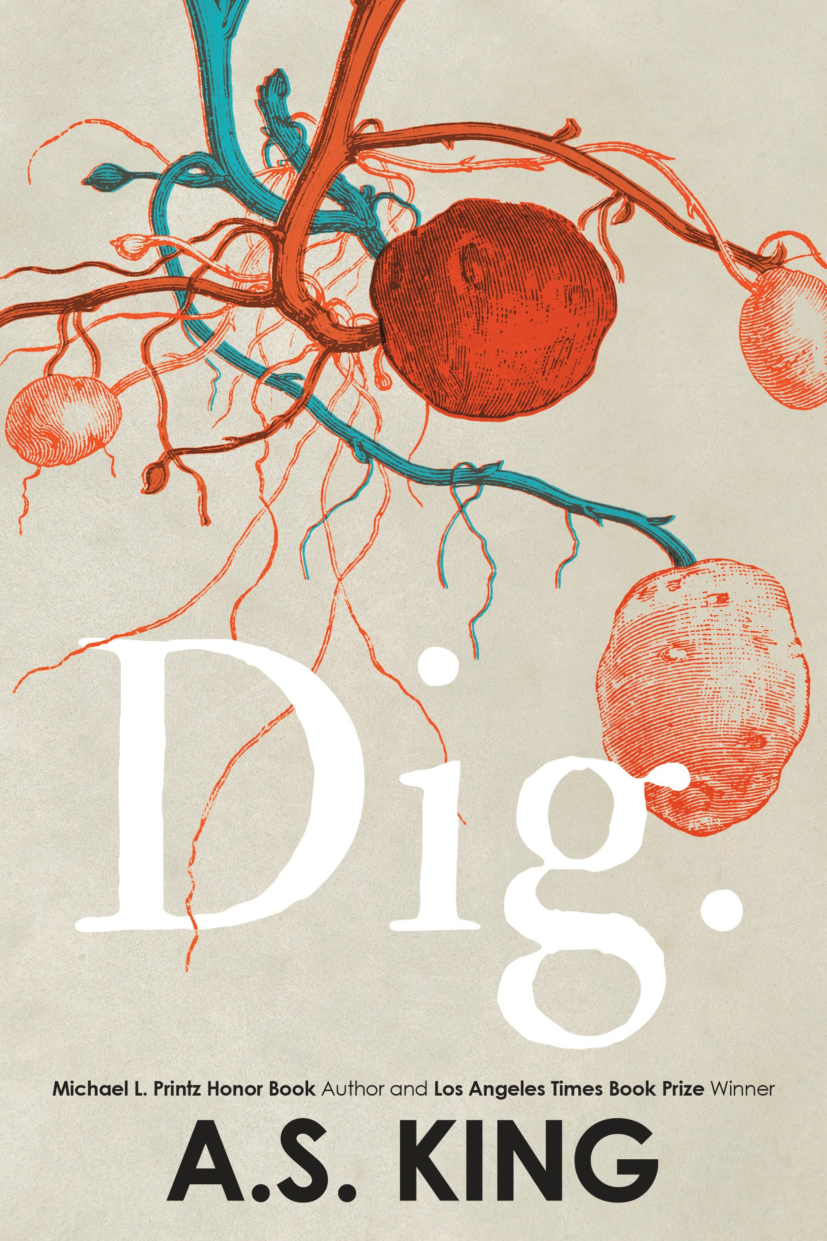 Cover art for the book entitled Dig