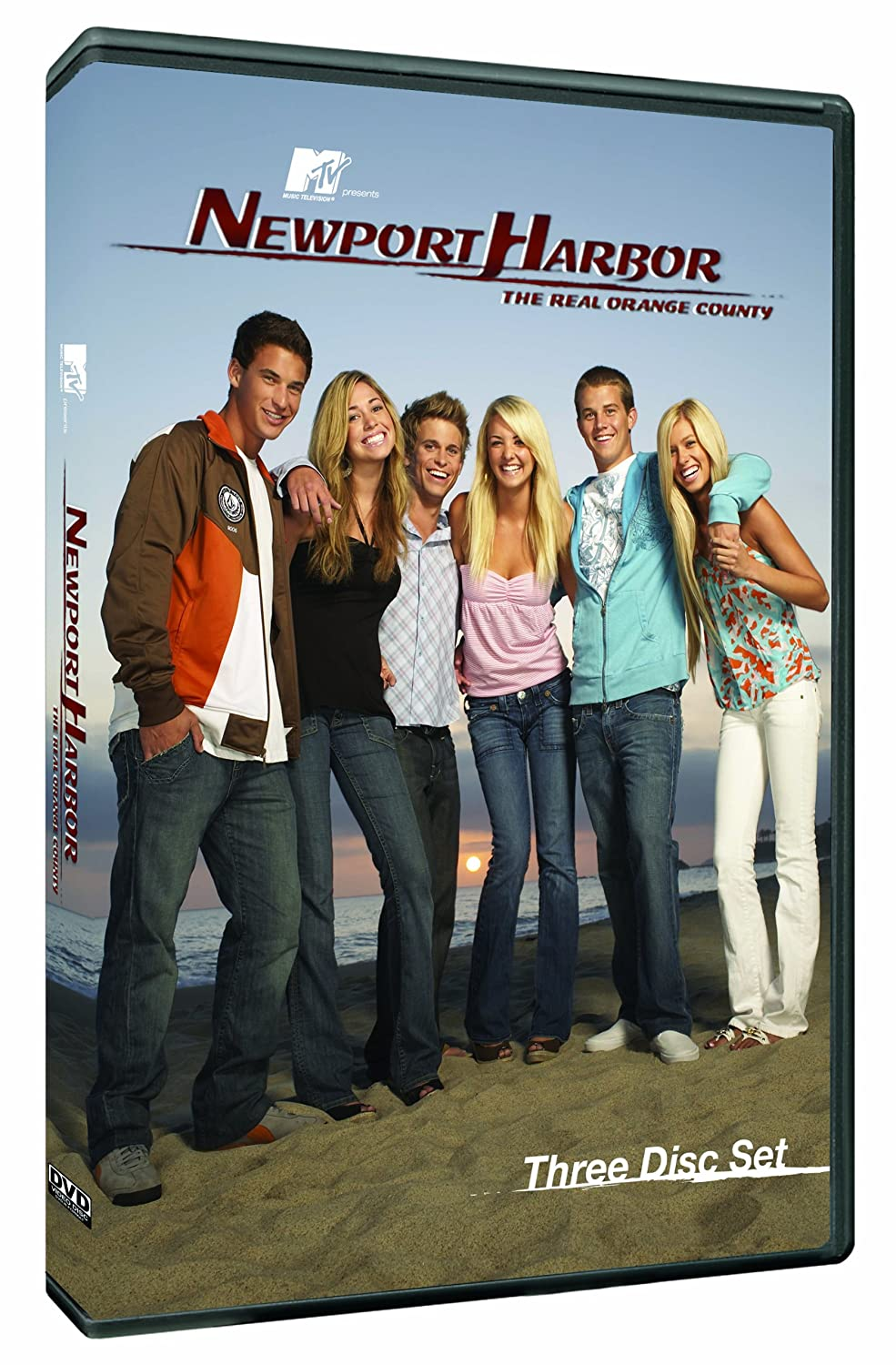 Newport Harbor The Real Orange County: Complete MTV TV ...