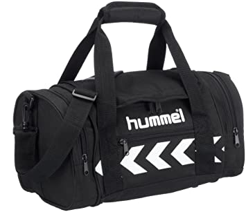 Hummel Authentic Bag Holdall - Black Gold d142d7f757c65