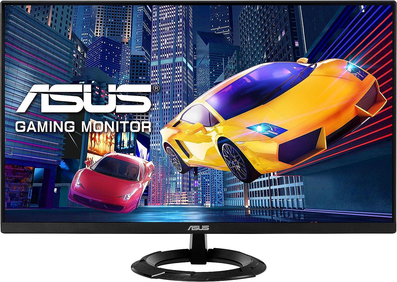 Asus VZ279HEG1R - Monitor Gaming de 27'' FullHD (1920 x 1080, 75 Hz, 1 ms, FreeSync, Filtro de luz Azul, GamePlus, VGA, HDMI) Negro