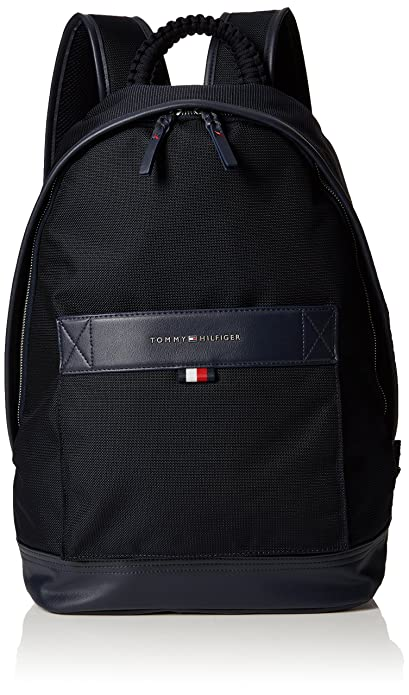 Tommy Hilfiger - Tailored Backpack, Mochilas Hombre, Azul (Tommy Navy), 18x45x30 cm (B x H T): Amazon.es: Zapatos y complementos