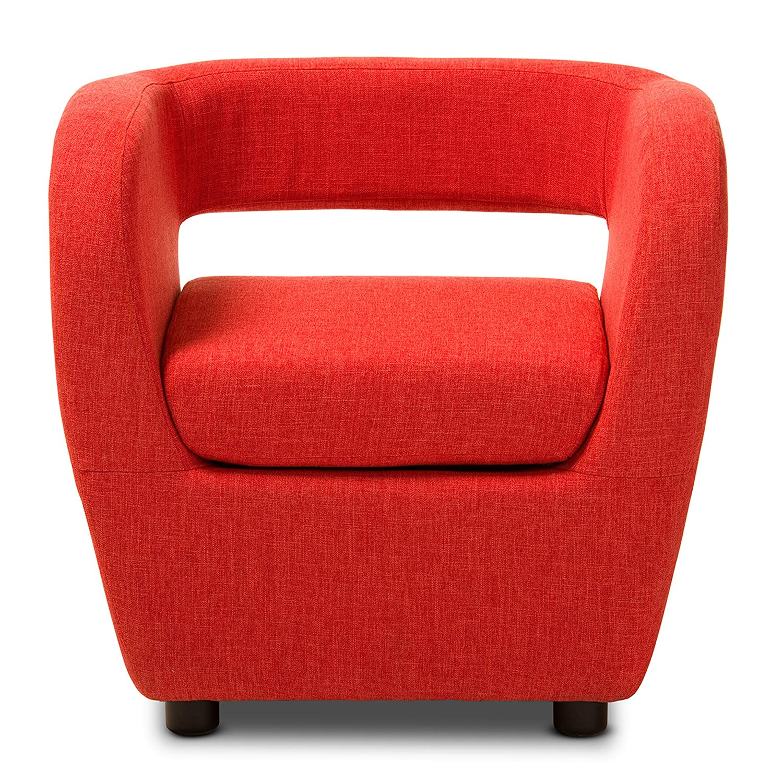Amazon Baxton Studio Ramon Mid Century Modern Upholstered