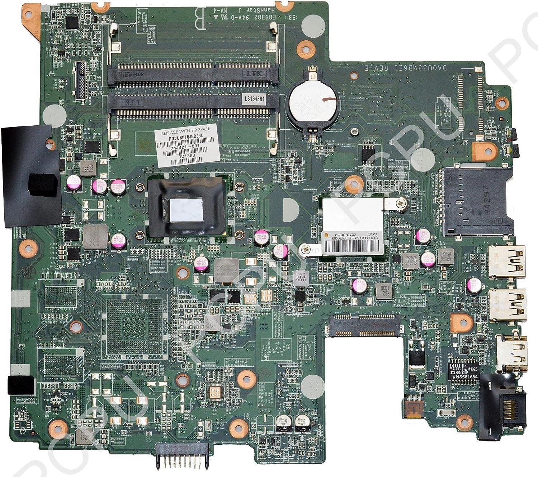 744421-501 HP Sleekbook 14-B109WM Laptop Motherboard w/Intel Celeron 877 1.4Ghz CPU
