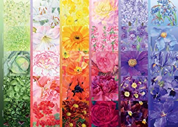 Ravensburger Gardeners Palette Puzzle (1000 Piece)