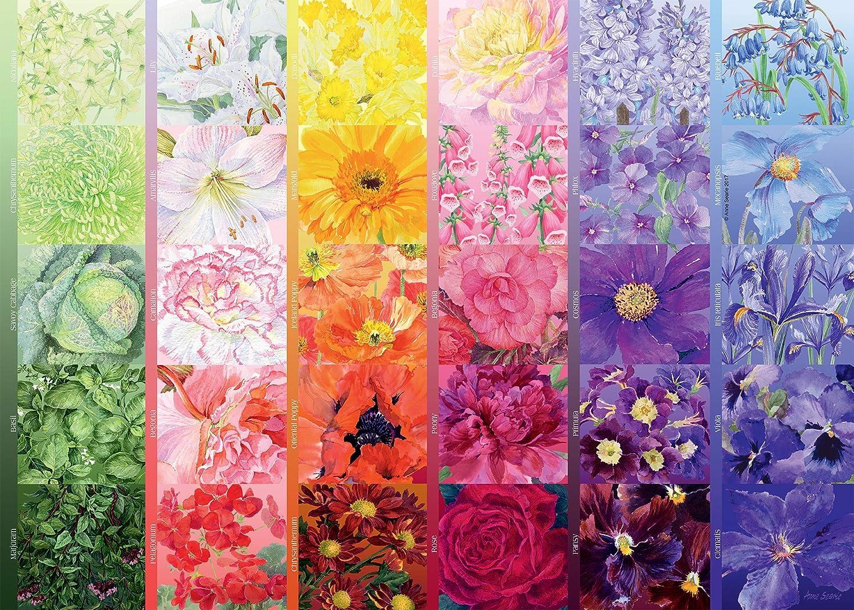Ravensburger 19894 Gardener's Palette Puzzle (1000 Piece)