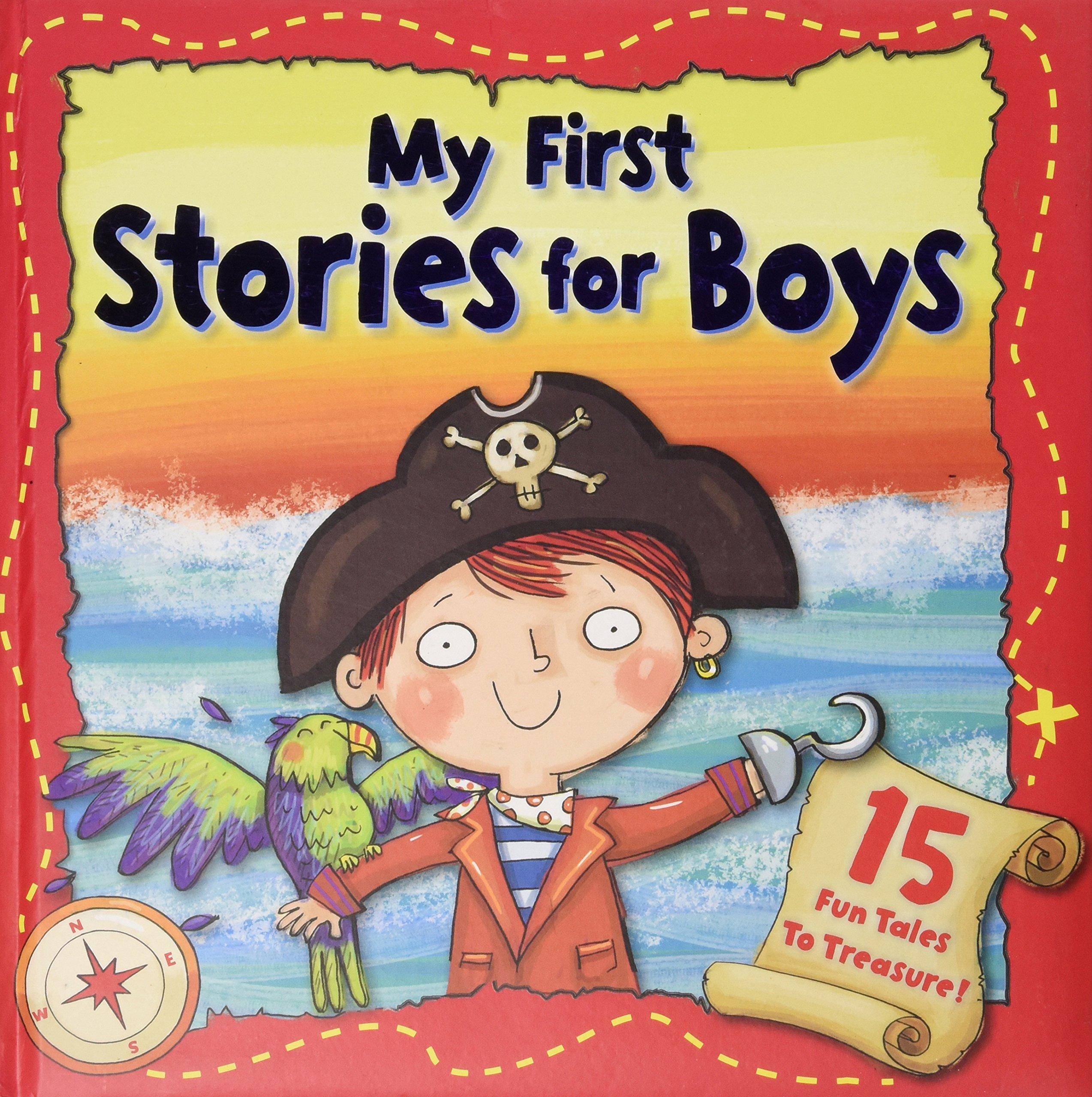 My First Treasury for Boys ebook