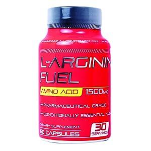 Nucell N.1 L-arginine Fuel 1500mg