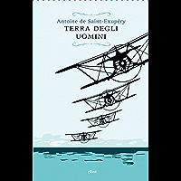 Terra degli uomini (Italian Edition) book cover