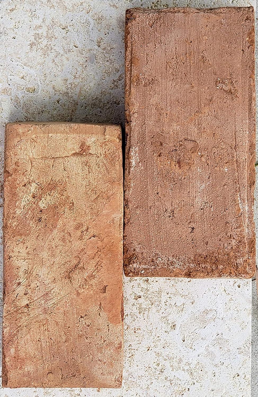 Clay Bricks 8 X 4 X 2- 2 Units JT Enterprises Corp.