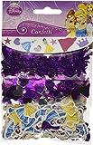 Amscan International Lot de 3Pièces Princesse valeur confettis de fête