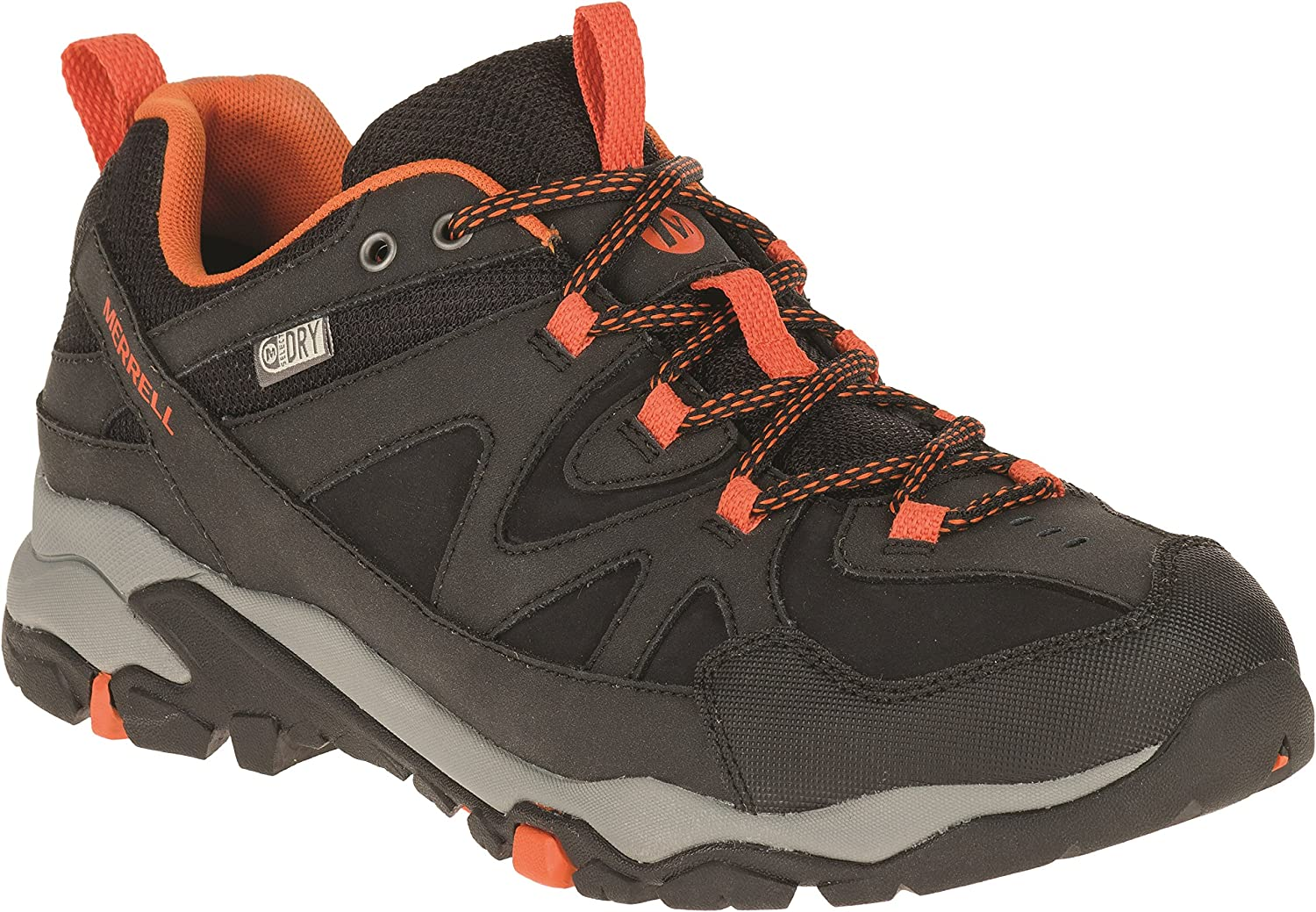 Merrell Men s Ridgepass Bolt Low Rise Hiking Shoes  Amazon.co.uk ... d28cdb5b1d