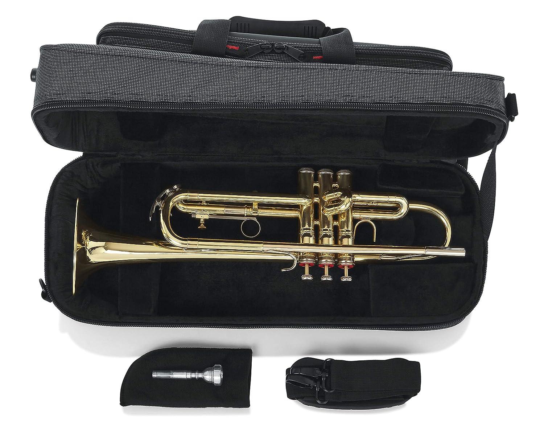 Gator GL-TRUMPET-A - Funda para trompeta, color negro