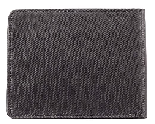 Big Skinny Mens L-Fold Passcase Slim Wallet, Holds Up to 30 Cards, Black: Amazon.es: Deportes y aire libre
