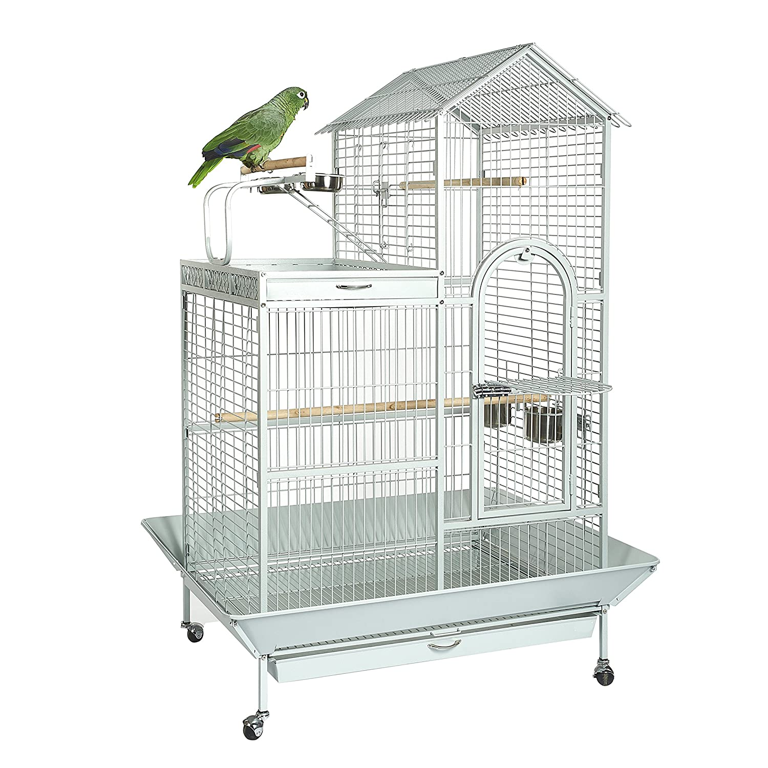 Liberta Angel Stone Bird Cage