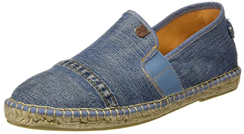 LIBERTO LIB31CL, Alpargatas para Hombre, Azul (Marino), 43 EU: Amazon.es: Zapatos y complementos