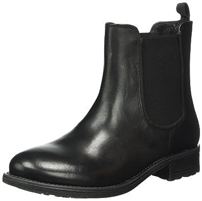 26fd4ac812d4 SHOOT Damen Chelsea Boots  Amazon.de  Schuhe   Handtaschen
