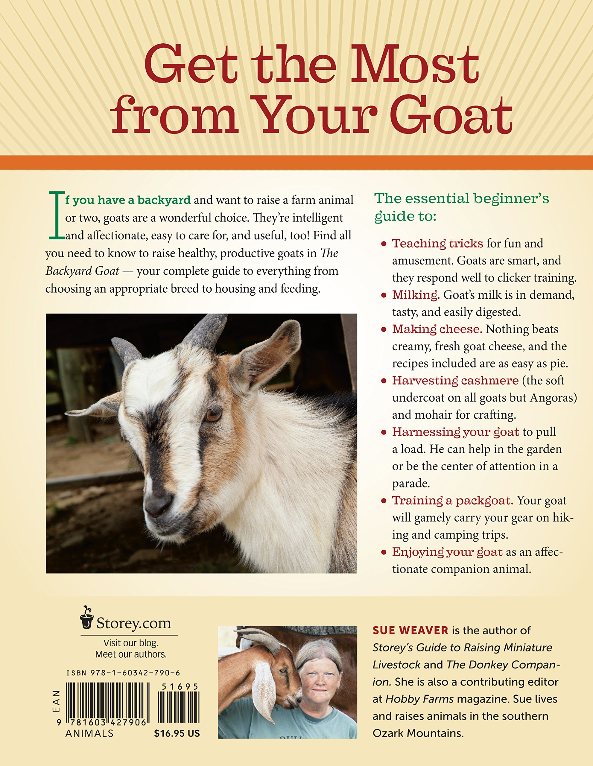 the backyard goat an introductory guide to keeping and enjoying