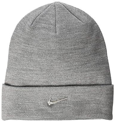 36844b8a1231 Nike Bonnet Junior Gris  Amazon.fr  Vêtements et accessoires