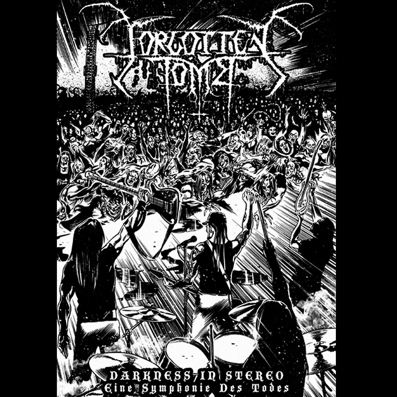 CD : Forgotten Tomb - Darkness In Stereo: Eine Symphonie Des Todes (CD)